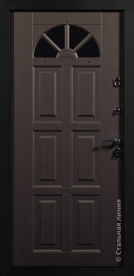 дверь кармен стальная линия