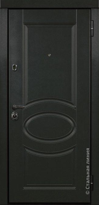 входная дверь дублин лайт стальная линия