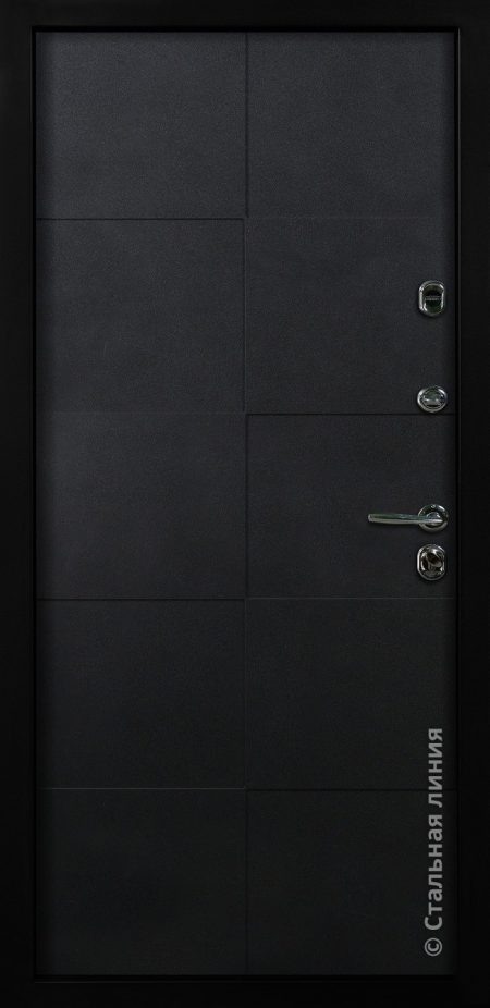 дверь квадро стальная линия Д-14 soft touch