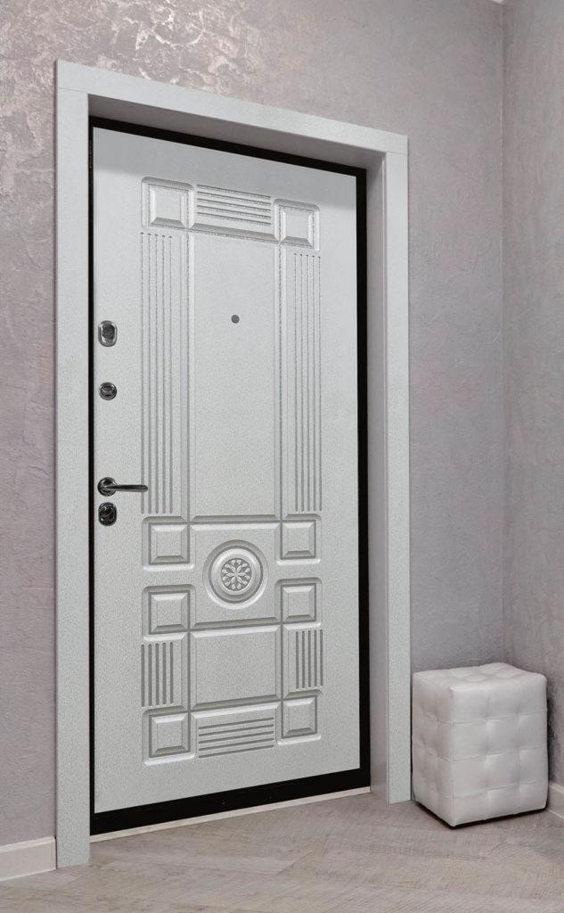 Цезарь входная дверь стальная линия ХФ-14