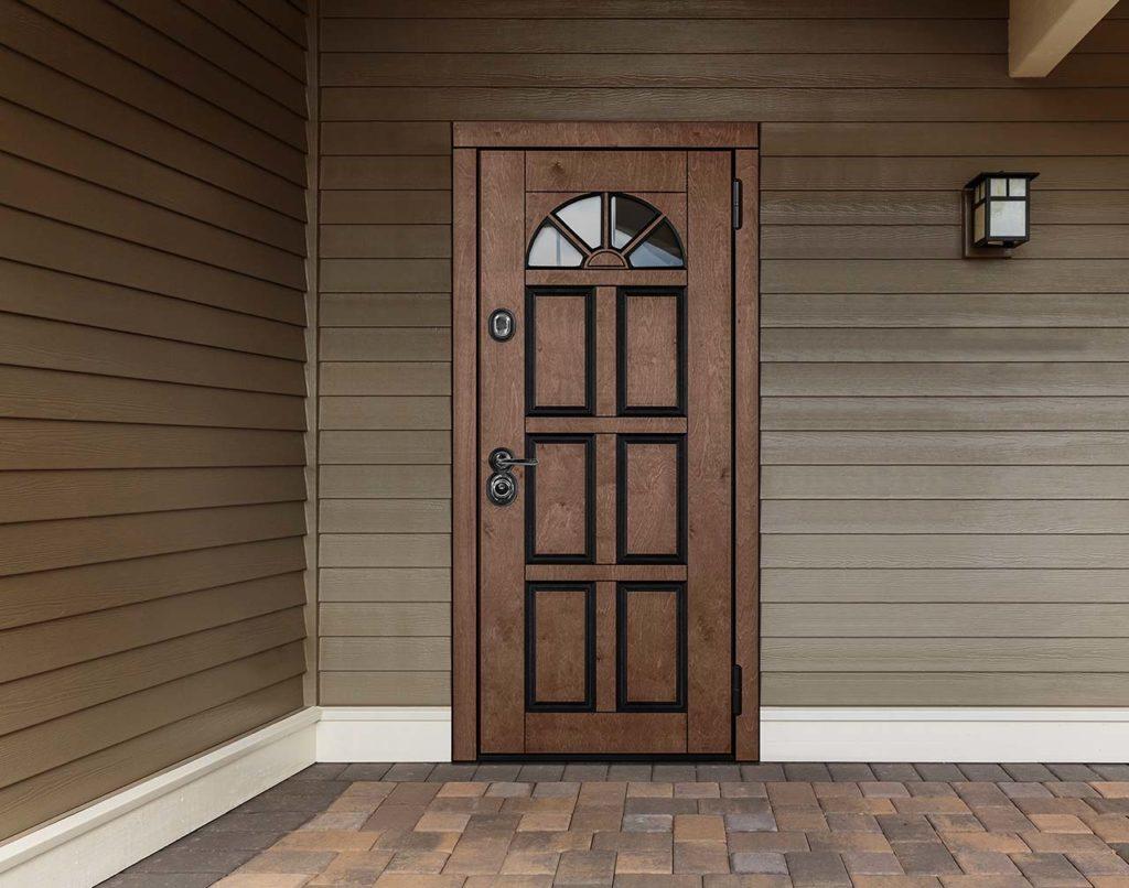 входная дверь кармен стальная линия дверь с окном для дома с терморазрывом
