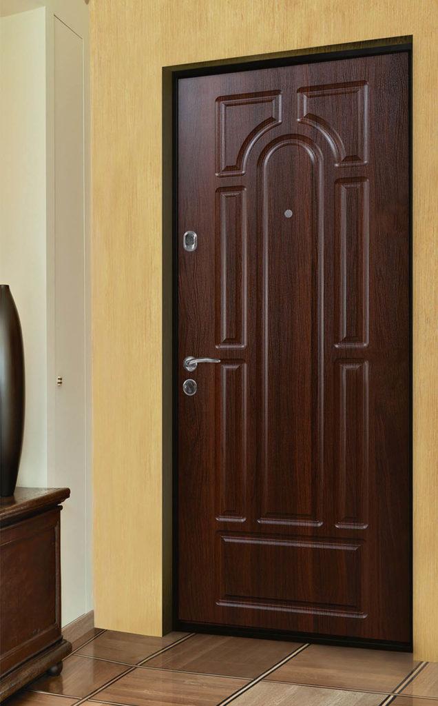 петр гранд входная дверь стальная линия