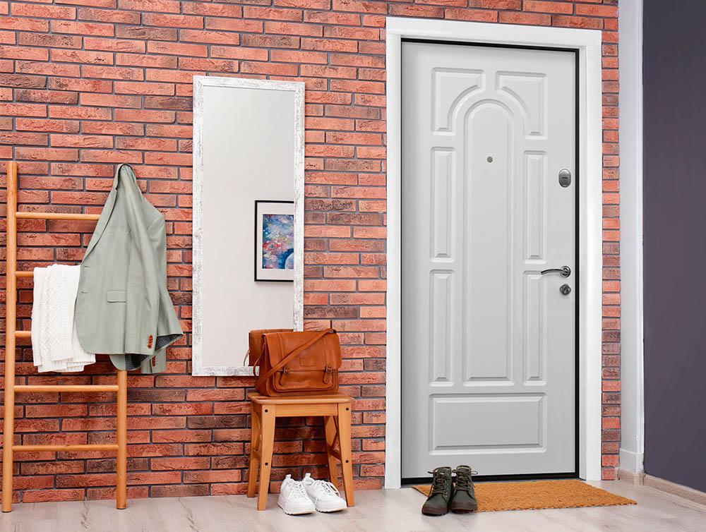 петр гранд стальная линия входная дверь классический стиль