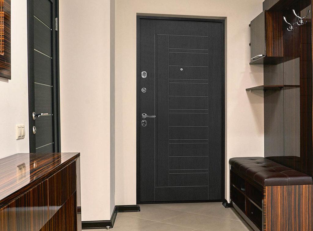 входная дверь Орион В-3 стальная линия