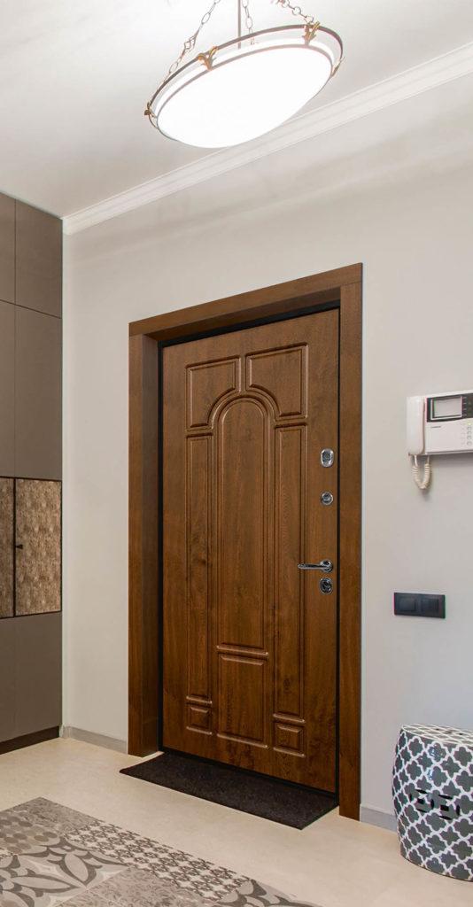 Рафаэль входная дверь стальная линия Н-90