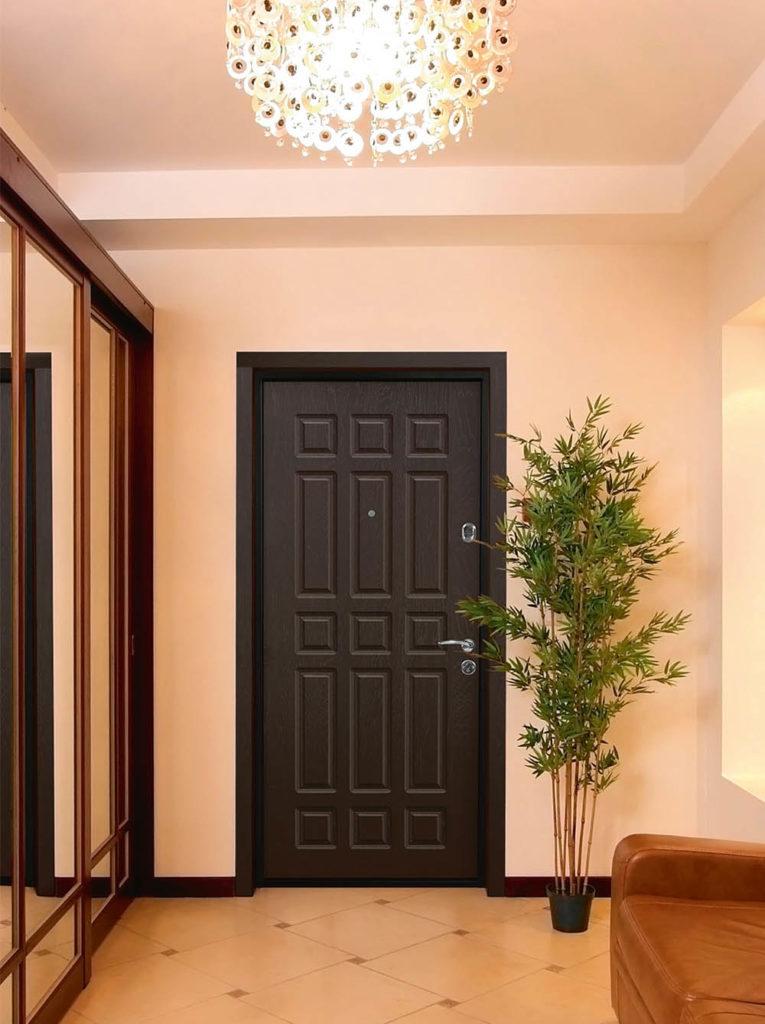 Шервуд входная дверь классический стиль стальная линия