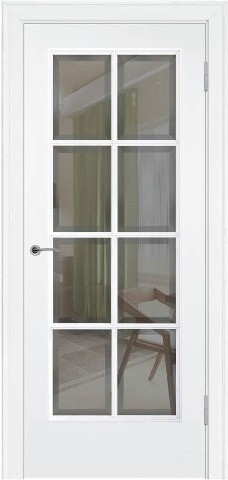 Enamel Classic 231.3.R1 ДО элитные межкомнатные двери эмаль фацет Potential Doors