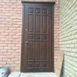 входная дверь Аркадия ХФ-13 стальная линия