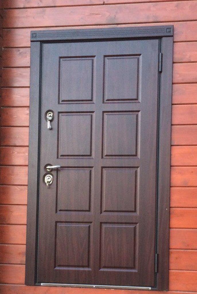 дверь Шато Н-40 стальная линия