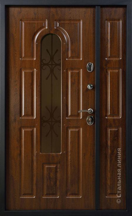 уличная дверь Севилья стальная линия