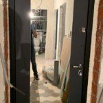 стальная линия техно-27 зеркало