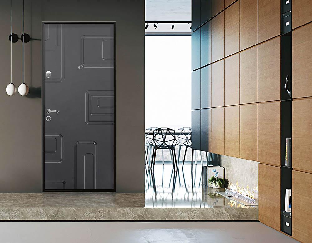 Апероль входная дверь стальная линия