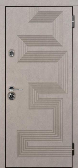 Viral Вирал T1 входная дверь Стальная Линия Viral-2