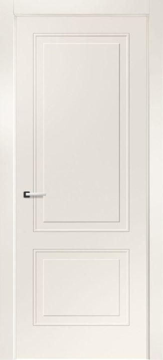 межкомнатная дверь Potential Doors эмаль RAL 9010 модель 242.1