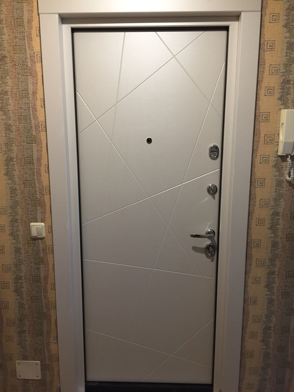 дверь Клео Д-13 откосы стальная линия