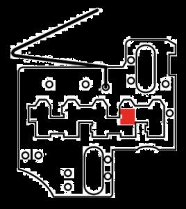 сувальды с ложными пазами securemme securemap