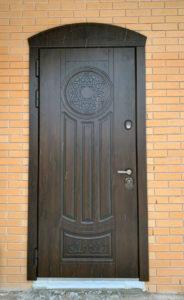 входная дверь нестандартного размера Лоренцо Стальная Линия