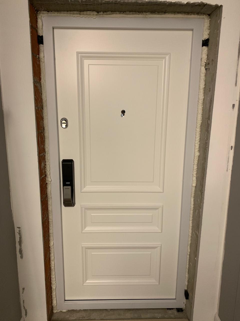 дверь Старый Лондон Л-1 Стальная Линия