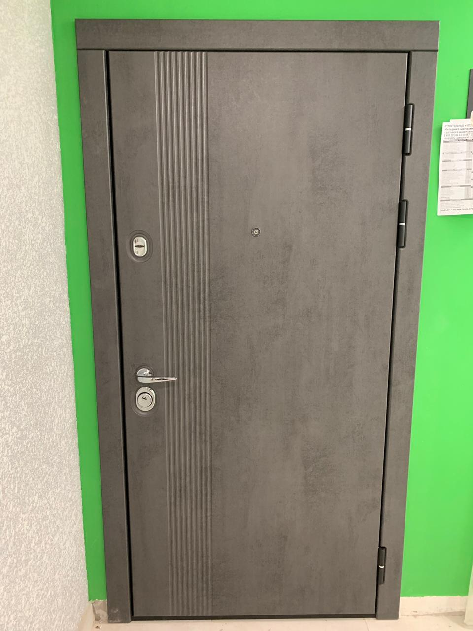 дверь Коста Н-79 стальная линия