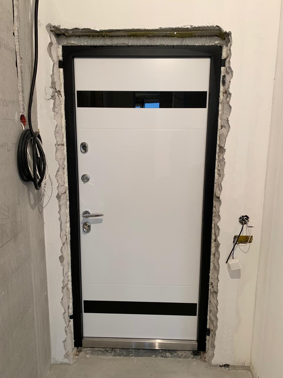 дверь Арно техно-13 стальная линия