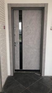 дверь Гранд Техно-2 Стальная Линия