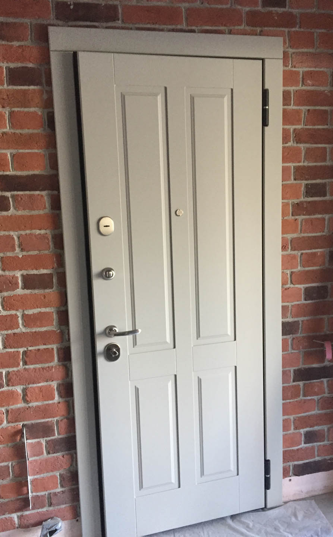 дверь Марго Стальная Линия