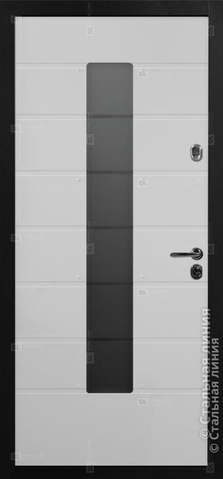 Аликанте (Alikante) входная дверь в дом Стальная Линия SteelLak Н-71 О-С
