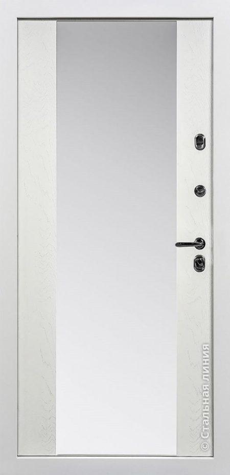 Входная дверь Нео Стальная Линия