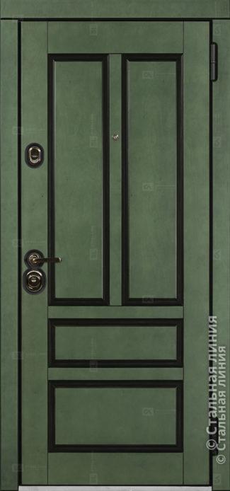 Олеандр (Oleandr) входная дверь в квартиру Стальная Линия Bjork П-49