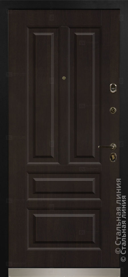 Олеандр (Oleandr) входная дверь в квартиру Стальная Линия SteelTex П-49