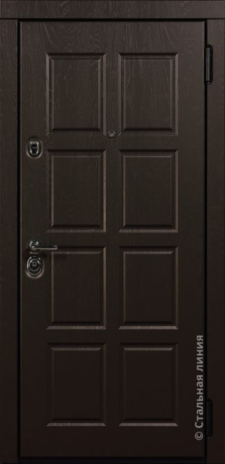 Октавио по складу двери Стальная Линия в наличии
