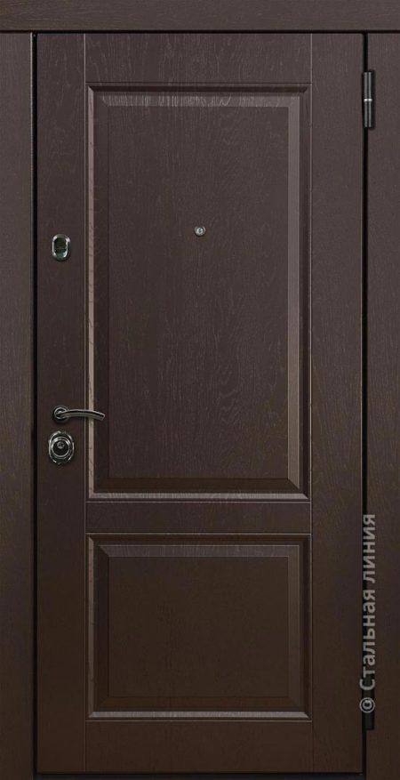 Скарлет склад дверь в наличии Стальная Линия