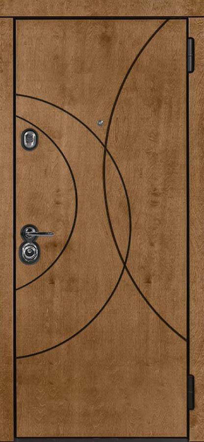 Саунд входная дверь стальная линия cf.02