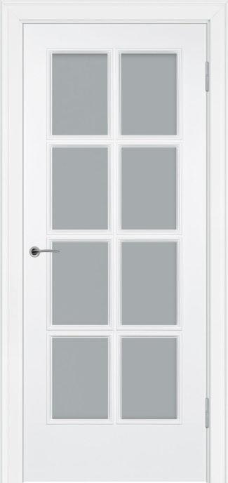 231.3 ДО Сатинат элитные межкомнатные двери Potential Doors