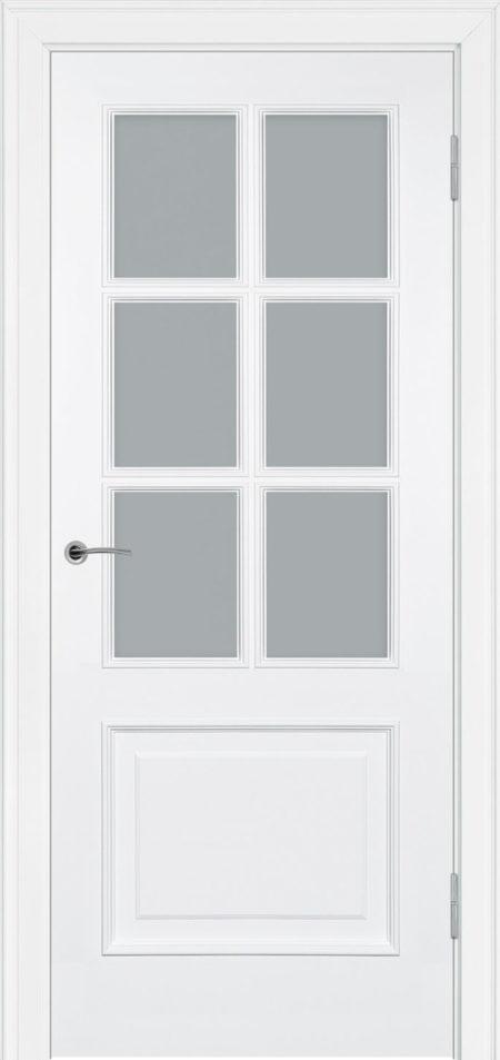 232.3 ДО фацет элитные межкомнатные двери эмаль Potential Doors