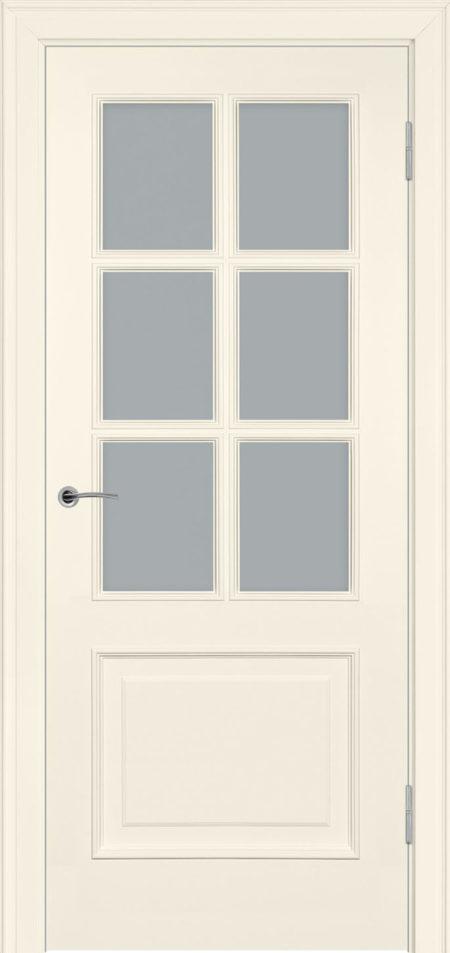 232.3 ДО сатинат элитные межкомнатные двери эмаль Potential Doors