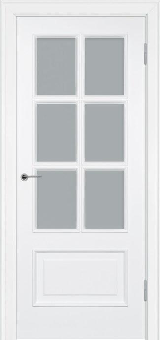234.3 ДО фацет элитная межкомнатная дверь эмаль Potential Doors
