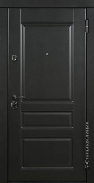 Фолкерк входная уличная дверь с терморазрывом steellak Стальная Линия