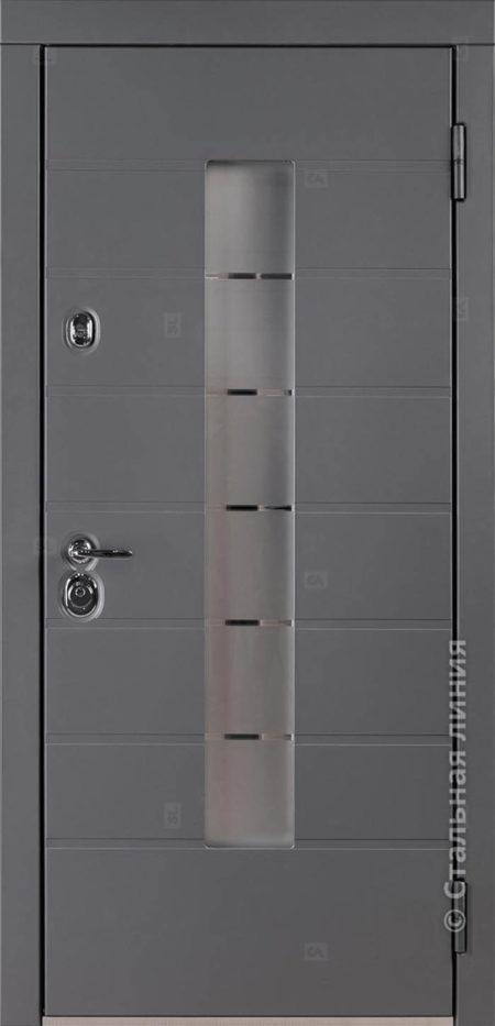 Аликанте склад эмаль серый графит steeltex белый стекло стальная линия