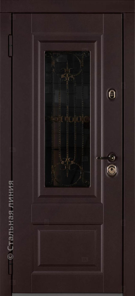 Соренто склад уличные двери в наличии стальная линия