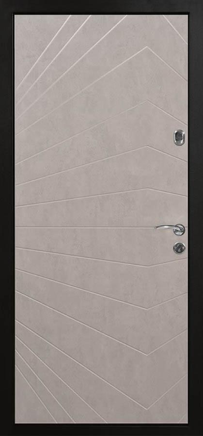 Авант входная дверь стальная линия рисунок лучи рэй-3