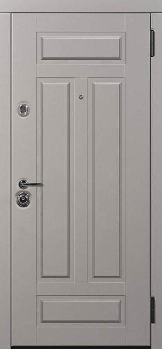 босфор входая дверь классического стиля окраска по RAL NCS стальная линия П-47