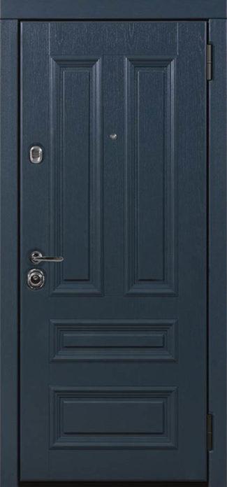 Гомер входная дверь классика багет стальная линия Л-8