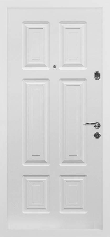 Капри входная дверь Стальная Линия П-36
