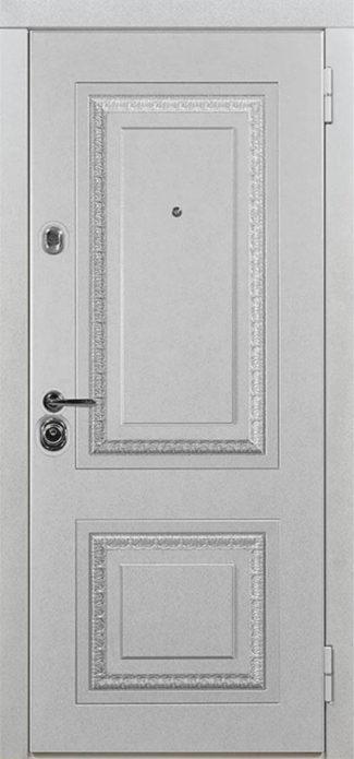 Монако входная дверь классический дизайн стальная линия