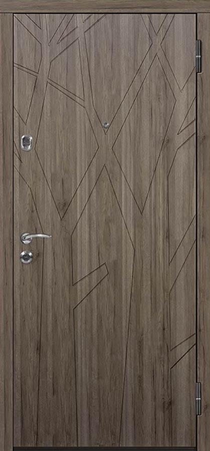 Оливия входная дверь стальная линия д-18