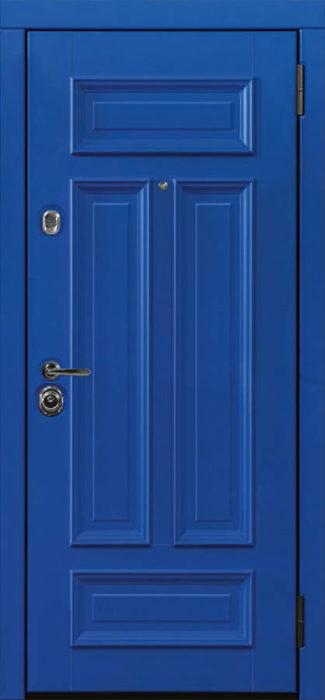 Сюита входная дверь классическая багет стальная линия Л-7