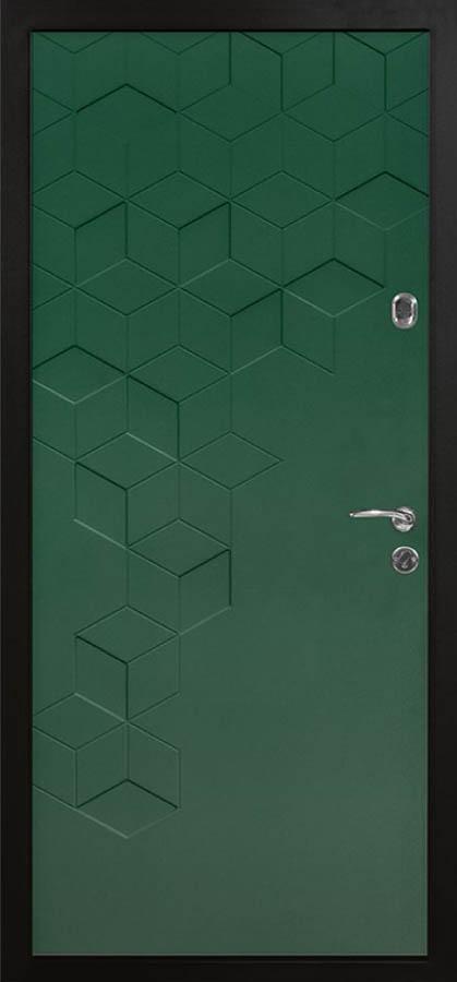 Теруэль входная дверь стальная линия cv1.01 объемные соты