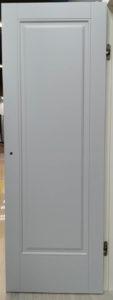 межкомнатная дверь классический дизайн на одну филёнку enamel classic 221 potential doors