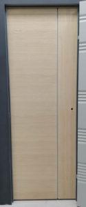 межкомнатная дверь современная натуральный шпон дуба 351 potential doors